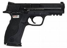 SMITH AND WESSON M&P40 W/ LASERGRIPS 40 SW MFG MDL #: 220071