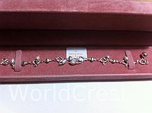 Sterling Silver Pearl Bracelet-R-#19