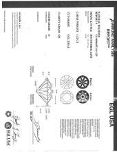 EGL Certified (E-SI2) 1.52ct Round Brilliant Loose Diamond - ID#2-5742