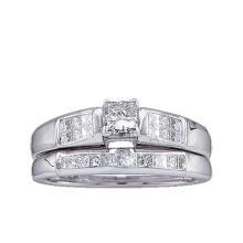 14K Yellow Gold Jewelry 0.50 ctw Diamond Bridal Ring Set - GD#30576 - REF#V69T7