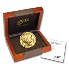 One 2008-W 1 oz Gold Buffalo BU (w/Box & COA) - WJA53959