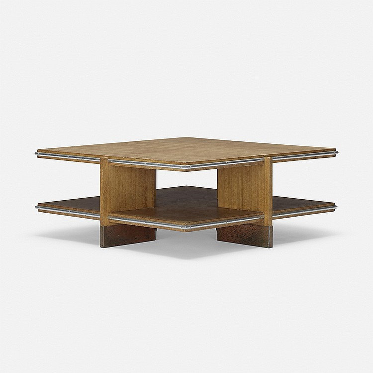Frank Lloyd Wright Coffee Table From Price Tower