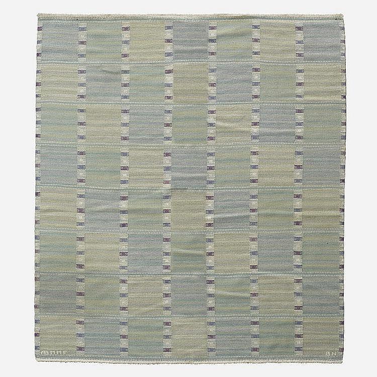 Barbro Nilsson Falurutan carpet
