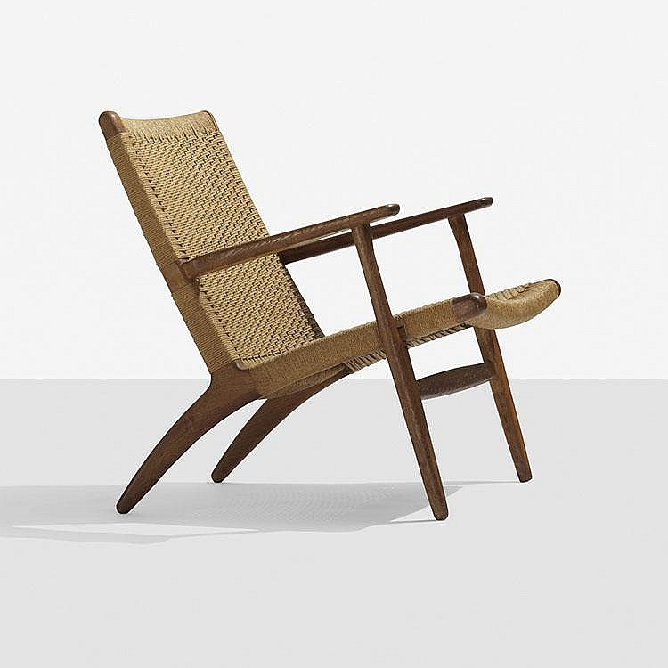 Hans Wegner lounge chair