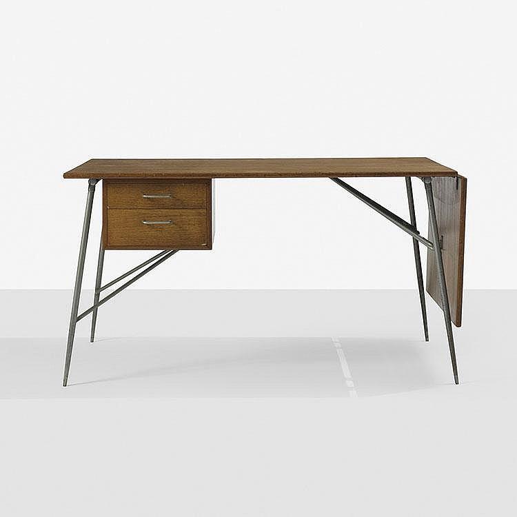 Børge Mogensen drop-leaf desk