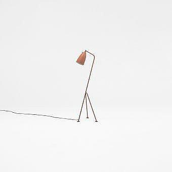 Greta Magnusson Grossman Grasshopper floor lamp