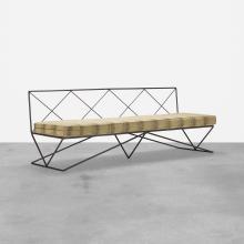 Darrell Landrum rare sofa