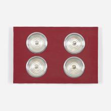 Achille Castiglioni Padina wall lights, set of four