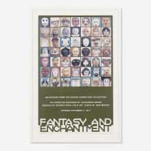 Alexander Girard Fantasy and Enchantment poster