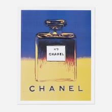 After Andy Warhol Chanel No. 5 poster