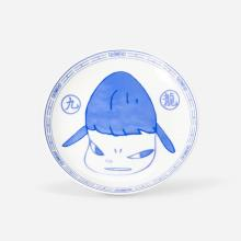 Yoshitomo Nara plate from Life is Only One set