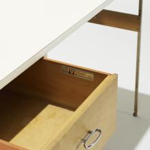 George Nelson & Associates Steelframe desk, model 4173