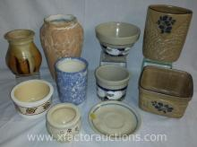 Assorted R.R.P. Co, Pfaltzgraff & Other Pottery Collection