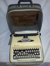 Vintage Remington Ten Forty Portable Typewriter