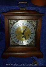 Howard Miller 8 Day Mantel Clock with Winding Key