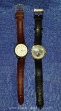 Donald J. Trump & Timex Indiglo Watches