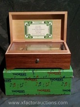 Thorens Vintage Wind Up Music Box #32