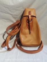Vintage Authentic Leather hand bag