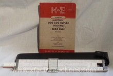 Dietzgen N1725 Microglide Vector Log  c1948