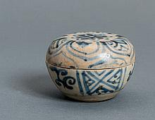 SMALL BOWL WITH COVER