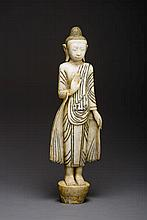 STANDING BUDDHA ACCORDING PROTECTION