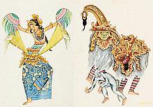 IDA RAI: TWO DANCE SCENES