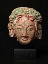 HEAD OF THE GODDESS GUANYIN
