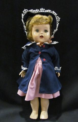 Ideal Saucy Walker Doll W-16