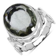 27.00 Carat Genuine Amethyst .925 Sterling Silver Set #77535v3