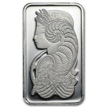 5 gram Platinum Bar - Secondary Market #75654v3