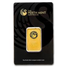 20 gram Gold Bar - Perth Mint (In Assay) #75138v3