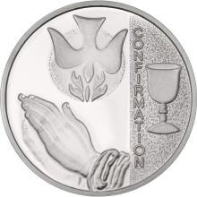 Confirmation 2016 .999 Silver 1 oz Round #24435v3