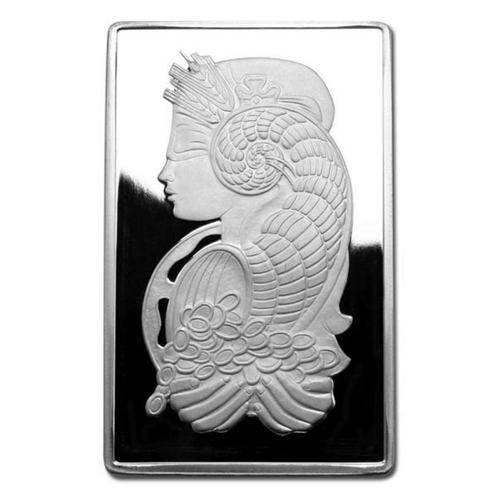 PAMP Suisse Silver Bar 10 oz - Fortuna Design #1AC96601