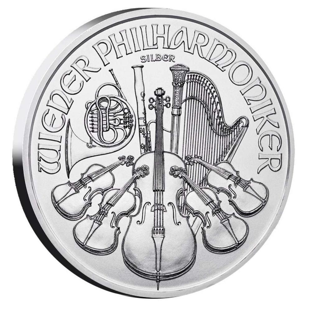 Austrian Philharmonic Silver One Ounce (Dates of our Choice) #1AC84493