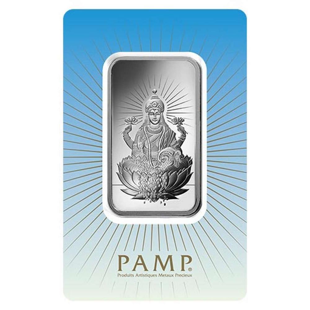 PAMP Suisse Silver Bar 1 oz - Lakshmi #1AC96513