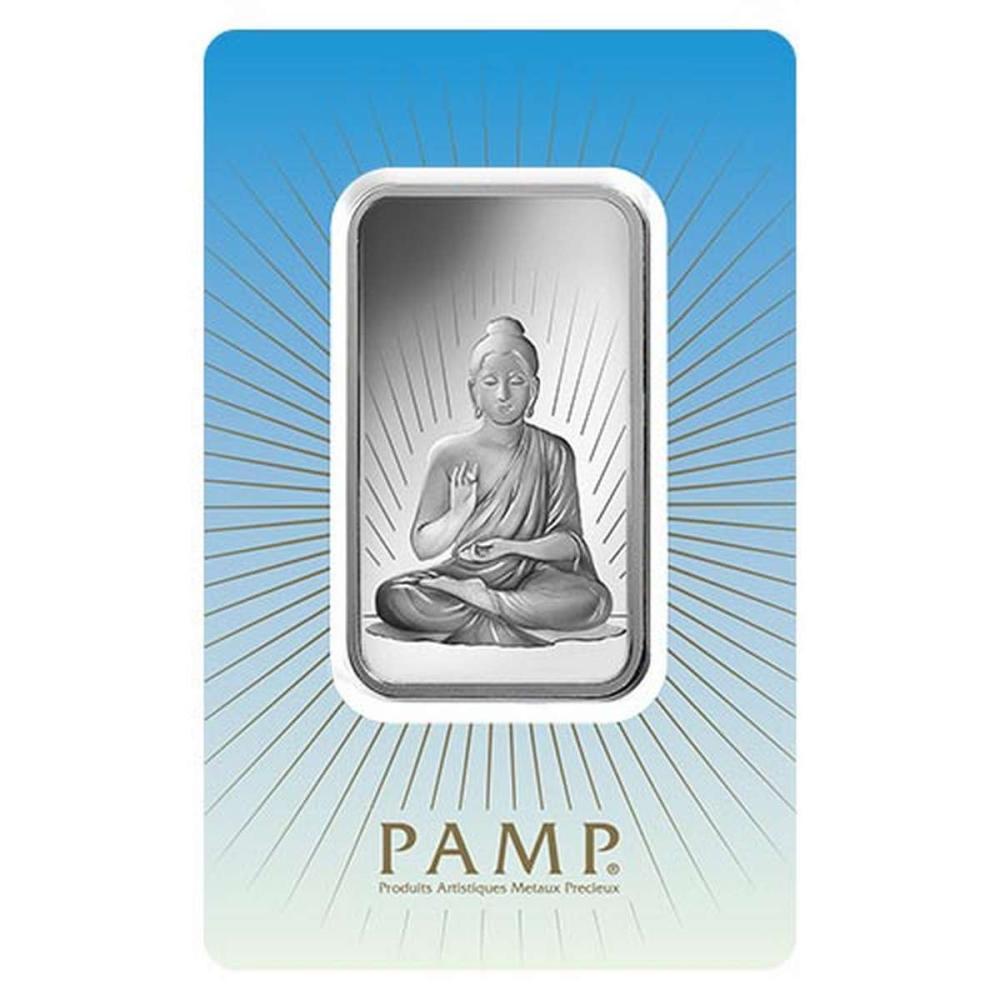 PAMP Suisse Silver Bar 1 oz - Buddha #1AC96581