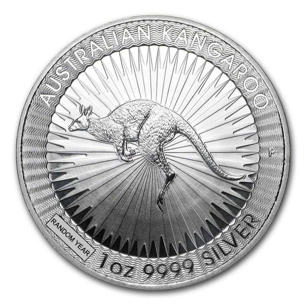 Australia 1 oz Silver Kangaroo - Random Year #1AC84502