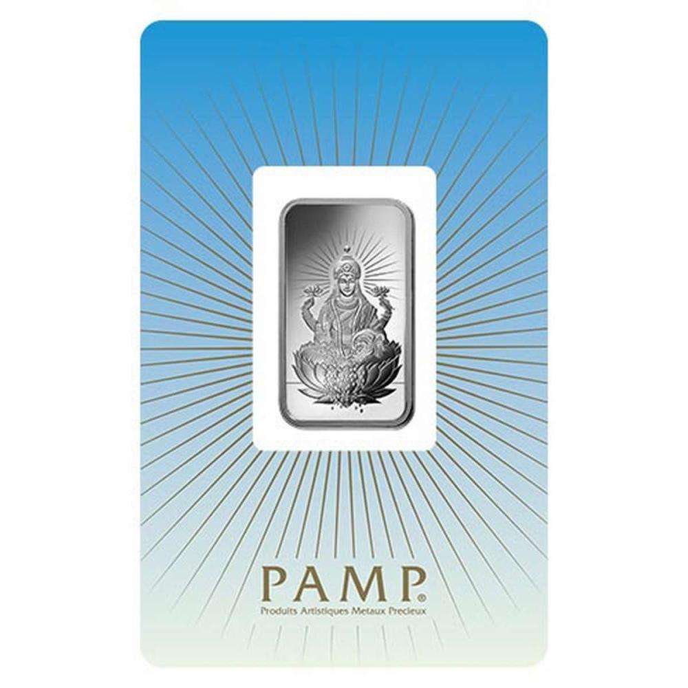 PAMP Suisse Silver Bar 10 Gram - Lakshmi #1AC96576