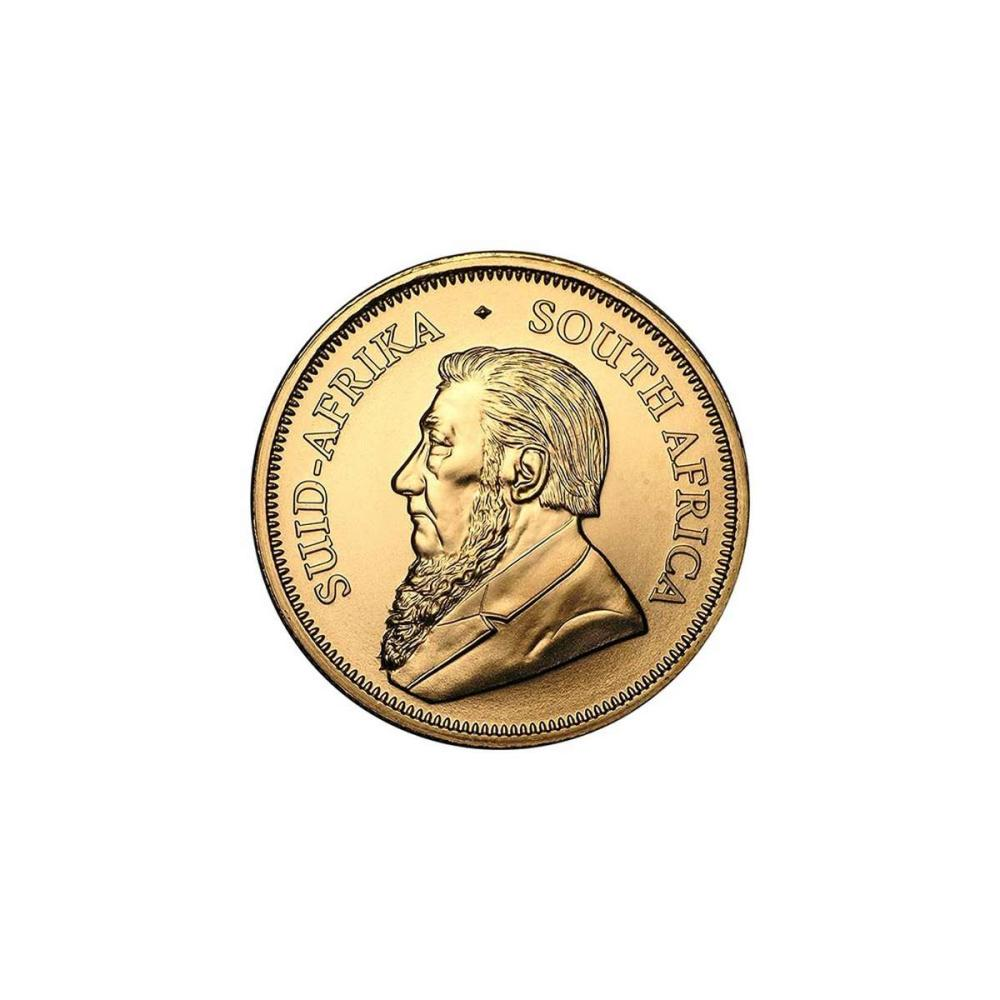 Lot 1111103: South Africa Gold Krugerrand Tenth Ounce (Random Year) #1AC94949