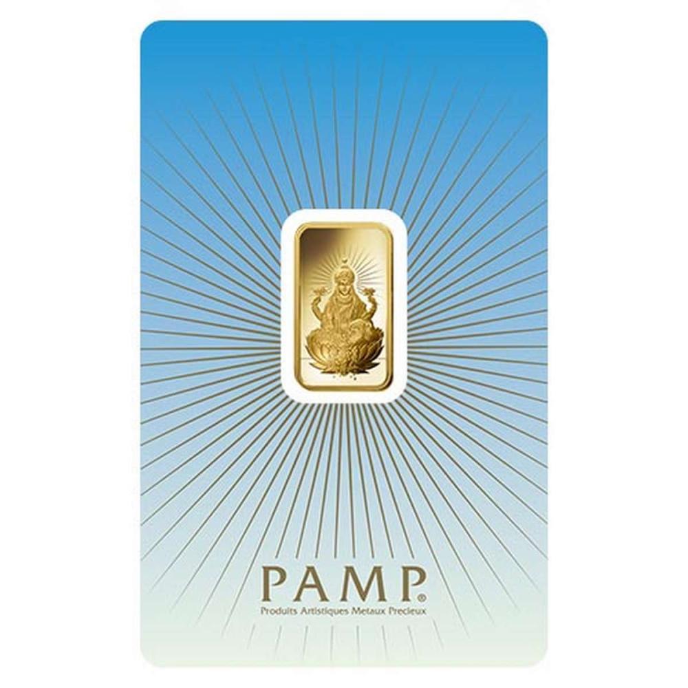 PAMP Suisse 5 Gram Gold Bar - Lakshmi #1AC96493