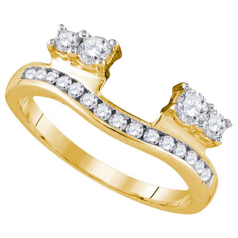 14KT Yellow Gold 0.50CTW DIAMOND ENHANCER #1AC64591
