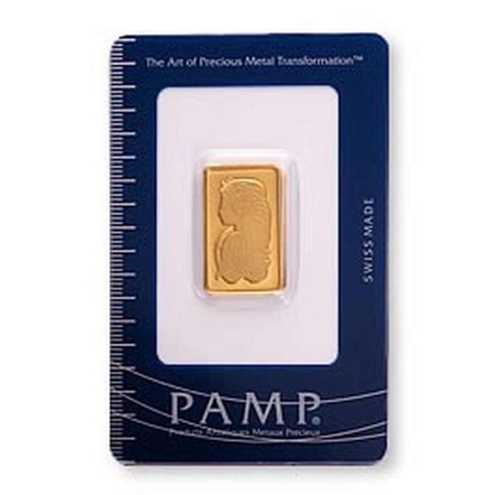 PAMP Suisse 10 Gram Gold Bar #1AC96483