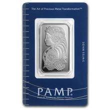 20 gram Silver Bar - PAMP Suisse (Fortuna)