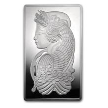 5 oz Silver Bar - PAMP Suisse (Fortuna)