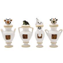 Yuya Vases (set of 4)