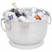 Wyndham House 24qt Stainless Steel Double Wall Party Tub