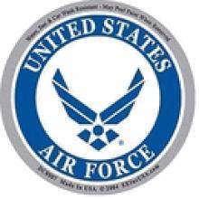 U.S. AIRFORCE DECAL STICKER