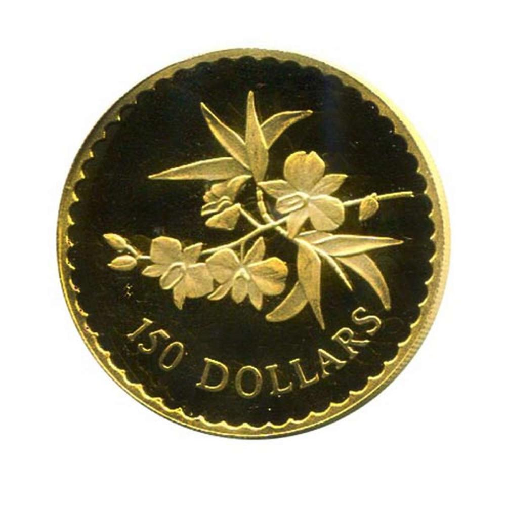 Australia $150 Gold PF 2000 Cooktown Orchid
