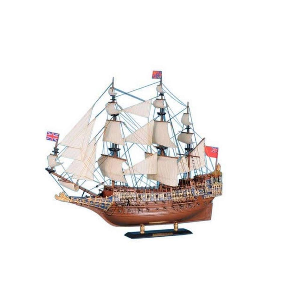 Sovereign Of The Seas Limited Tall Model Ship 21in.
