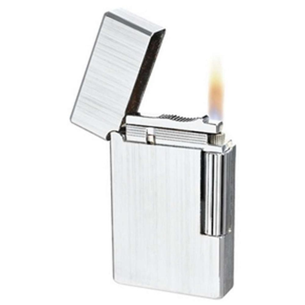 King Silver Flint Lighter